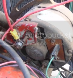 jeep motorola alternator wiring diagram wiring librarybattery not charging 1966 dauntless v6 with motorola alternator ecj5 [ 1024 x 768 Pixel ]