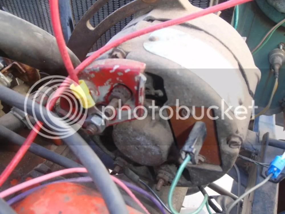 medium resolution of jeep motorola alternator wiring diagram wiring librarybattery not charging 1966 dauntless v6 with motorola alternator ecj5