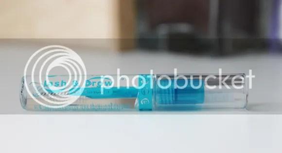 essence lash & brow gel mascara
