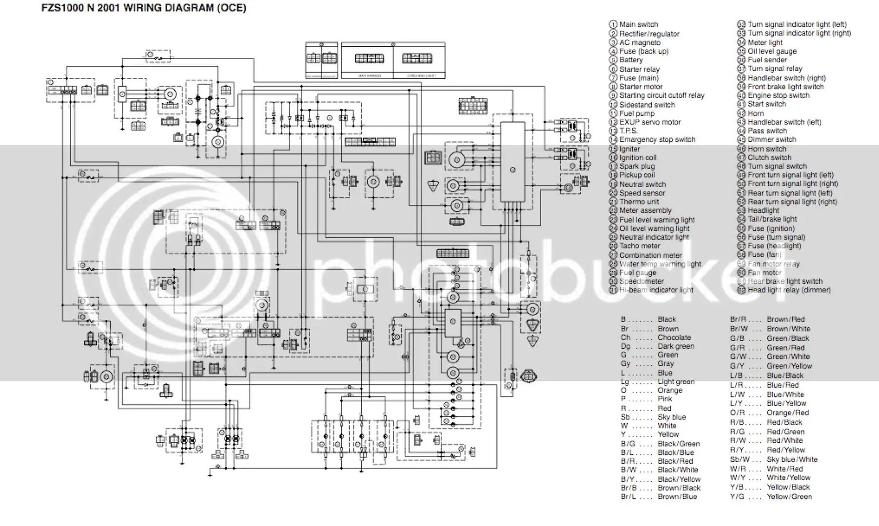 07 R6 Wiring Diagram | Wiring Diagram R Track Bike Wiring Diagram on