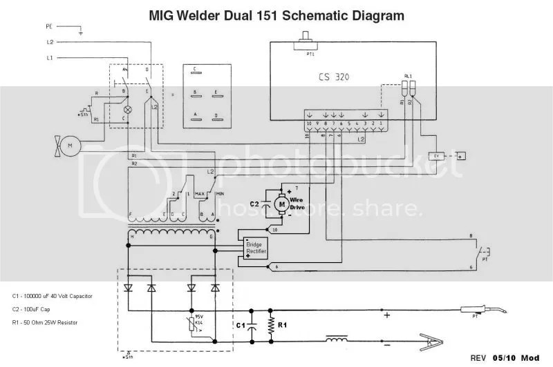 Wiring Diagram For Chicago Electric Welder Wiring Get