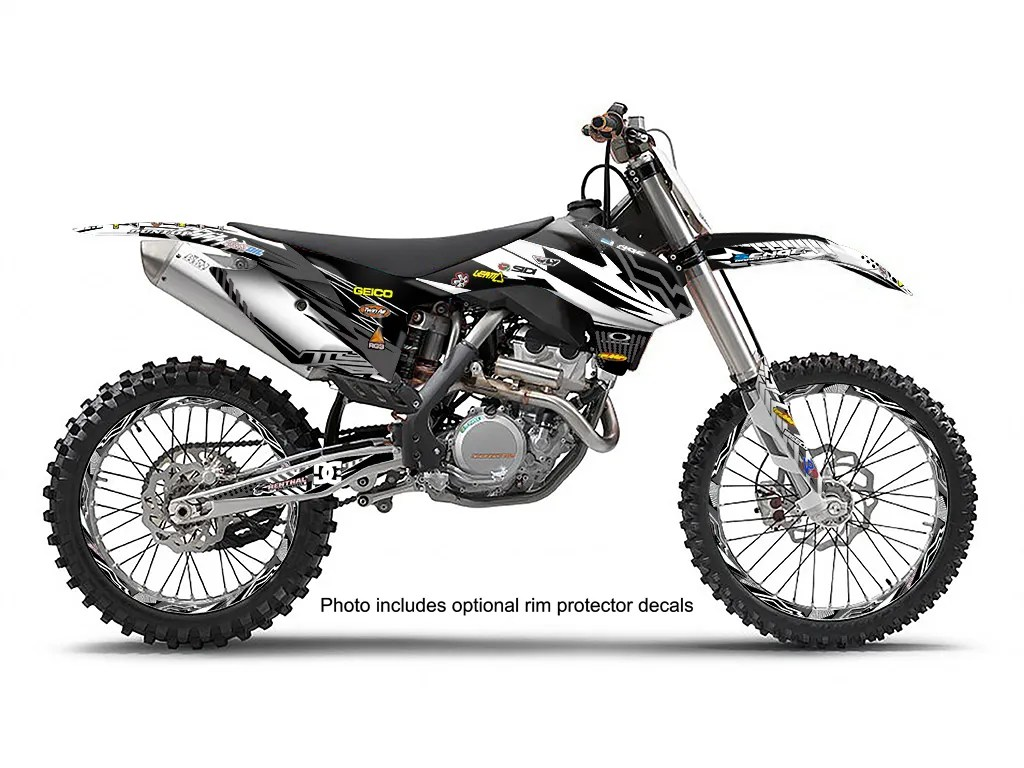 2007 2008 2009 2010 SX SXF 125 250 450 525 GRAPHICS KIT