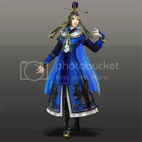 Dynasty Warriors 7 DLC