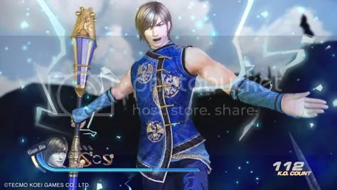 Dynasty Warriors 7: Xtreme Legends - DLC - Guo Jia