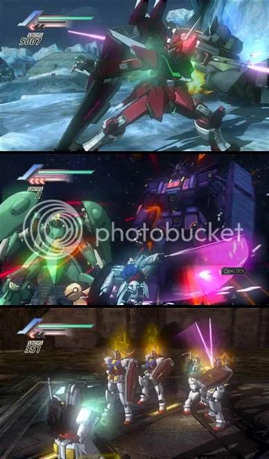 Dynasty Warriors: Gundam 3 (EU) DLC August 2011