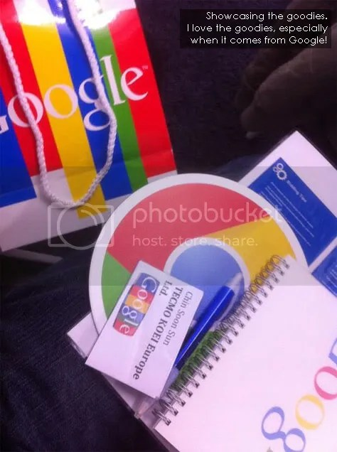 Google goodies