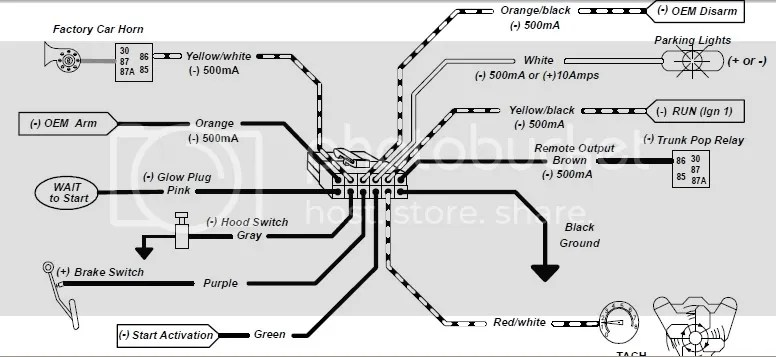 2004 Dodge Ram 1500 Remote Start Wiring Diagram : 47