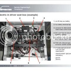 Mercedes Benz Sprinter Wiring Diagram Dol Starter Auxiliary Battery Diagrams