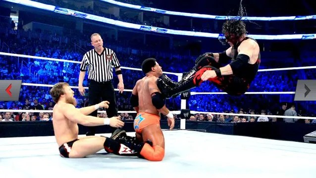 18 December 2012: SmackDown digitals – Kane | The Brothers