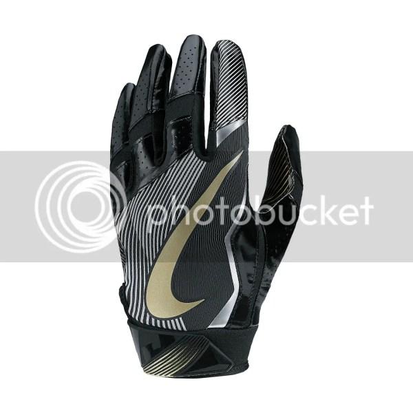 Nike Vapor Jet 4 Gf0491-010 Black Wolf Grey Gold Magnigrip