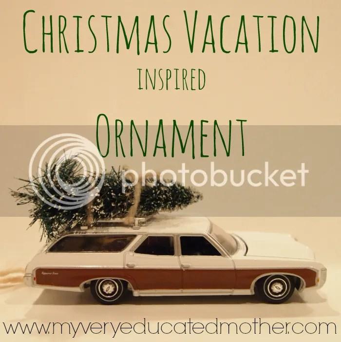 National Lampoon Christmas Vacation Ornaments