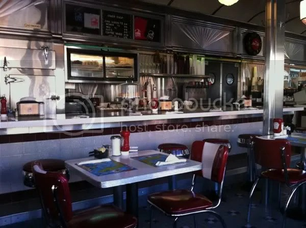 Restaurante Diner Miami Beach