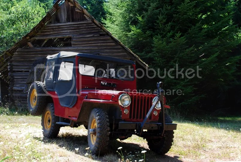 Willys Jeep Meet at Whitewater Ranch Compact Camping Concepts