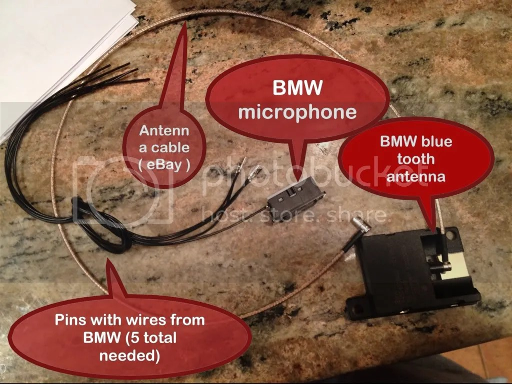 Bmw Microphone Wiring