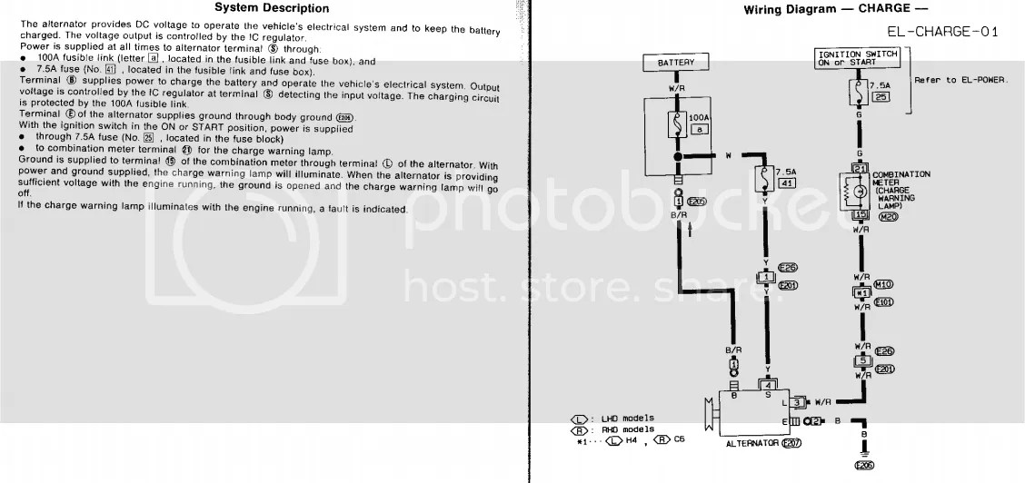 alt wire diagram volvo penta alternator wiring diagram