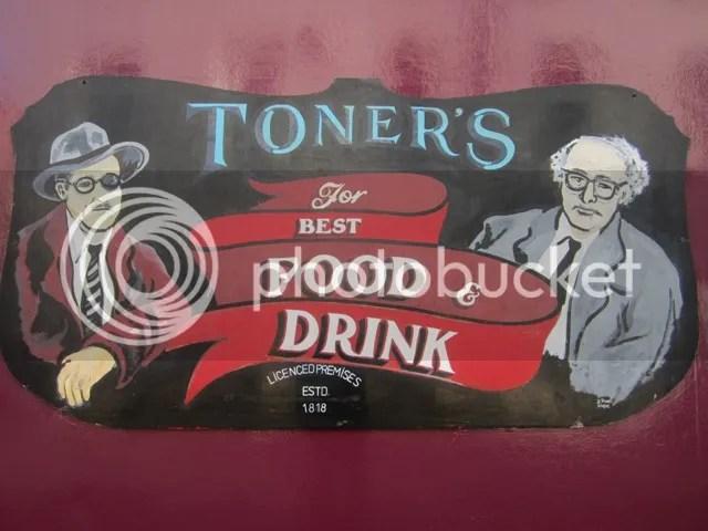 Toner's Pub, Dublin