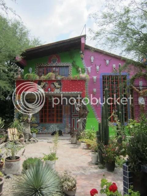 Anado's house