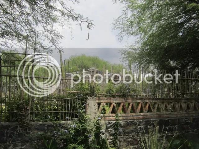 Anado's garden fence