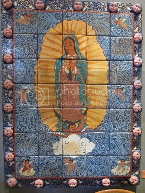 Talavera Virgin, Atotonilco