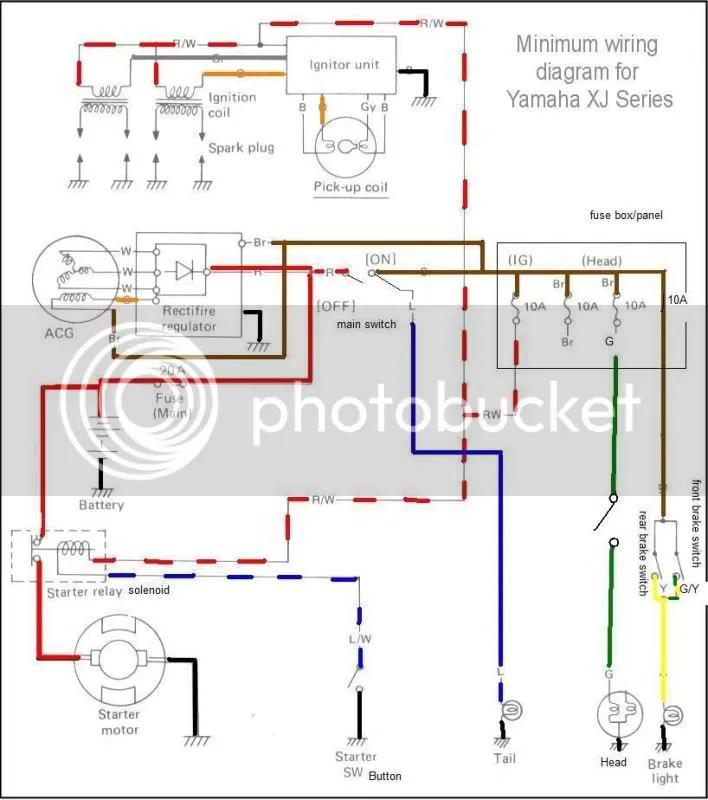 yamaha xs650 bobber wiring diagram chevron powerpoint 650 library chopper diagrams todaysyamaha maxim completed
