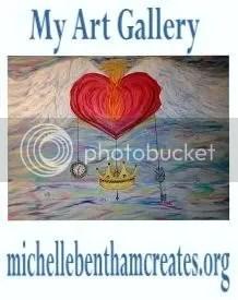 Michelle Bentham Creates