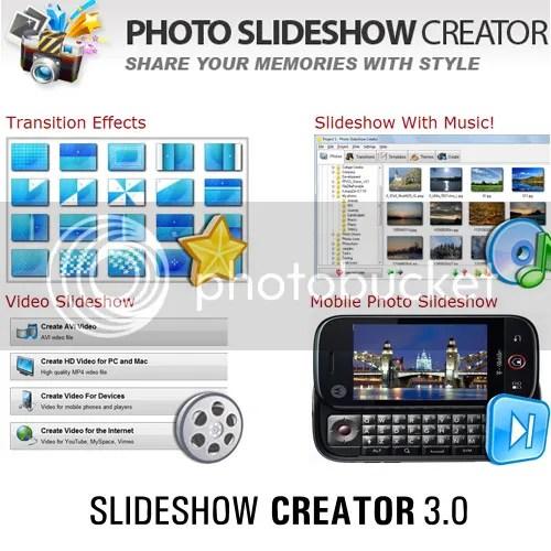 Photo Slideshow Creator 3.25