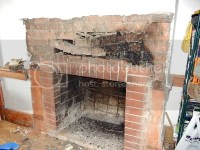 Saturday Morning Home Repair: Restoring the Fireplace