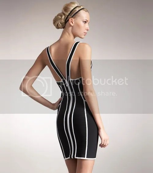 herve leger bandage dress uk