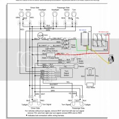 Club Car Precedent 12 Volt Battery Wiring Diagram Ignition Switch Deutsch Installing 48v-12v Reducer In Cart With Factory Harness, How Do It Work???