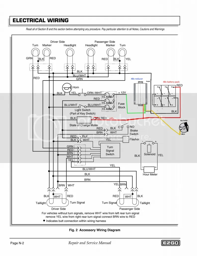 medium resolution of ez go light wiring harness diagram wiring diagram paper