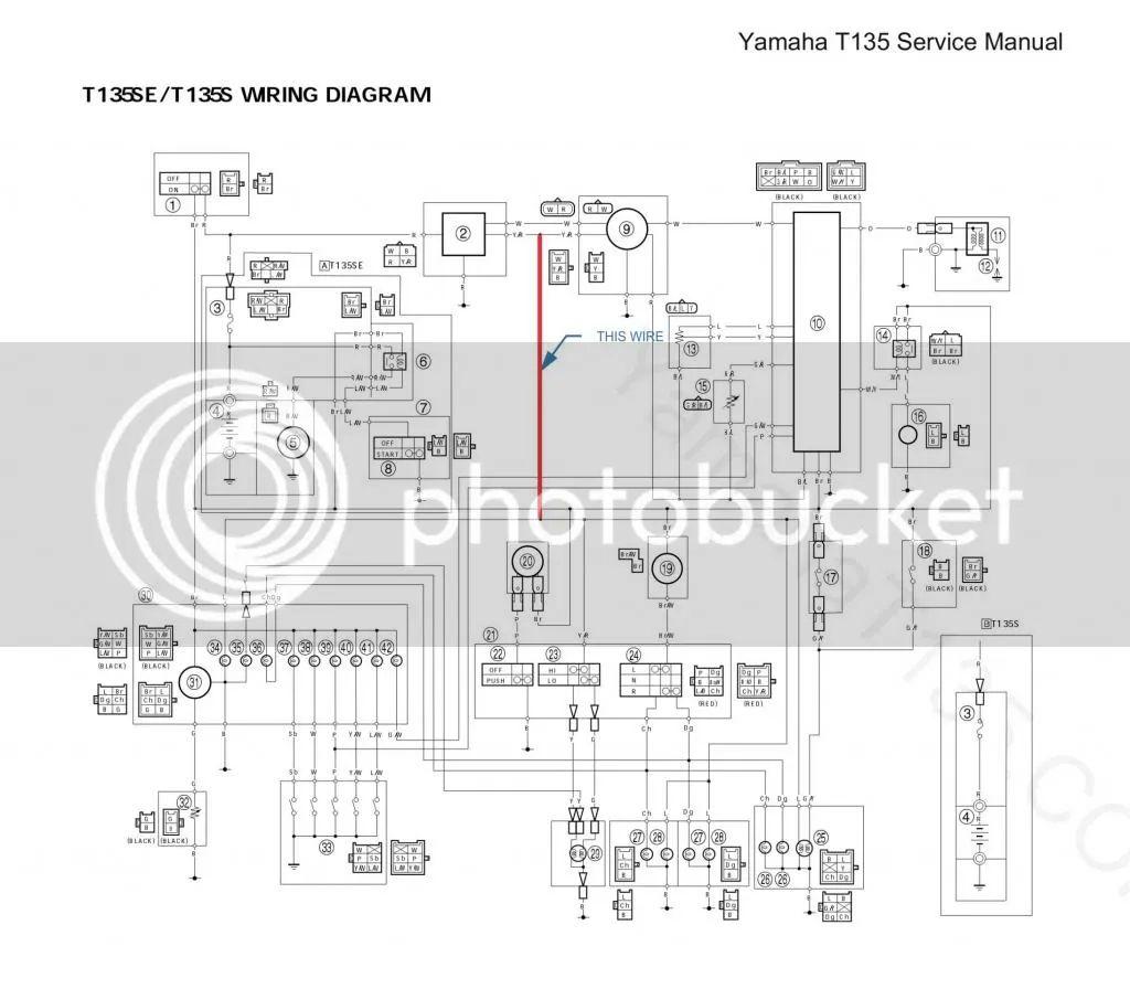 wiring diagram cdi lc135