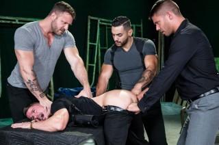 The Fixer: Austin Wolf, Skyy Knox, Arad Winwin, Tyler Roberts