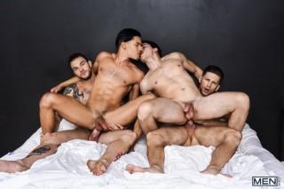 Fuck Me Silly Part 3 – Cliff Jensen, Ethan Slade, Roman Todd, Will Braun (MEN)