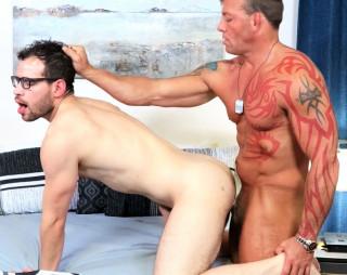 Tighty WhitiesTease: Angel Ventura, Tristan Brazer