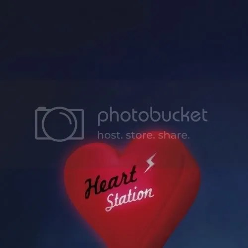 HEART STATION / Stay Gold Cover