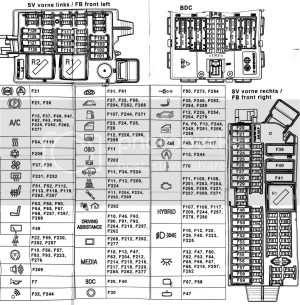 G30 Rear Fusebox MislabeledHardwiring V1 and Dashcam