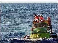 Chevy Boat!