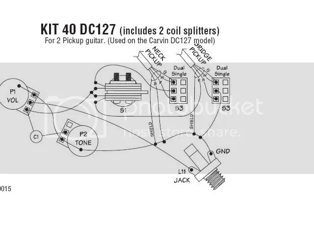 Carvin Pickup Wiring Diagram : 28 Wiring Diagram Images