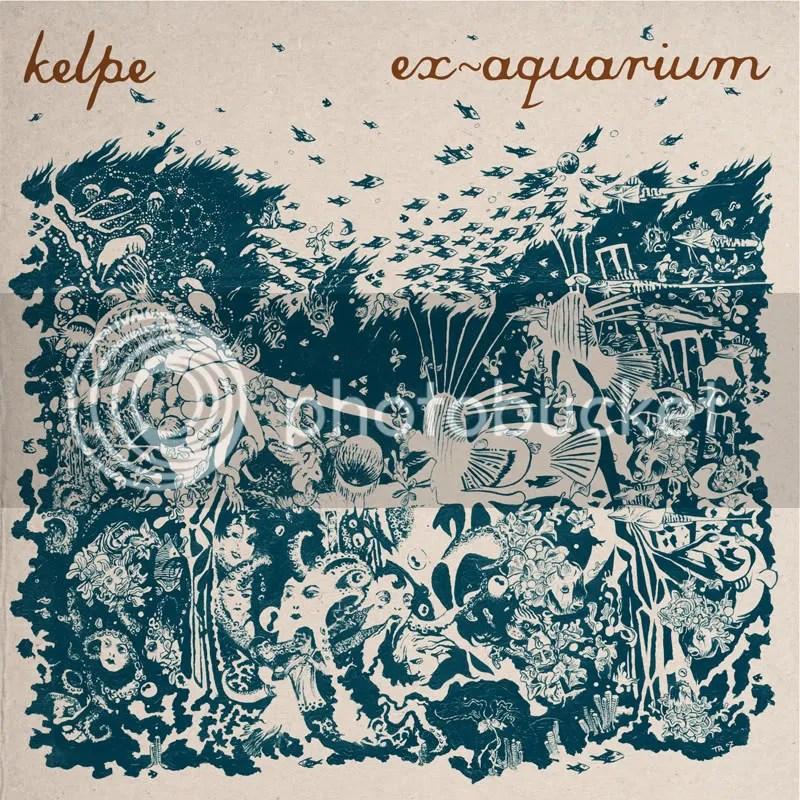 Kelpe album art work