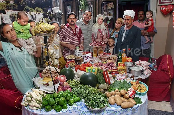 Egypt Hungry Planet