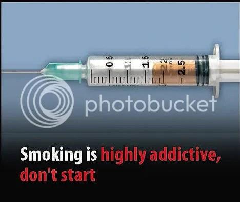 Britian Cigarette Pack Photo
