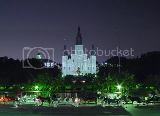St.Louis Cathedral, French Quarter