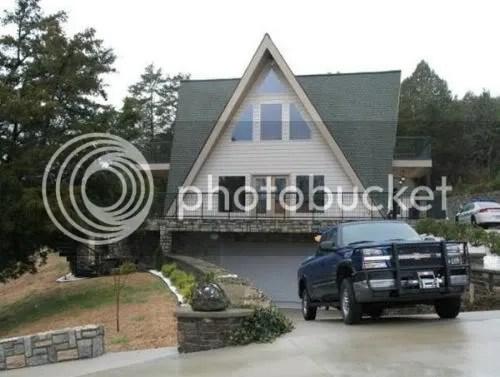 Marijuana house busted