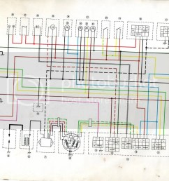 1975 dt400 wiring vintage enduro discussions 1977 yamaha dt400 wiring diagram 1977 yamaha dt400 wiring diagram [ 1024 x 850 Pixel ]