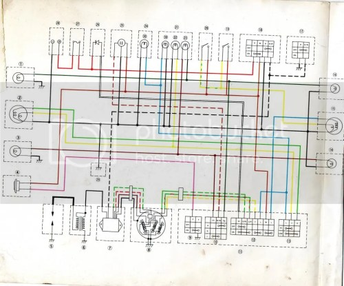 small resolution of 1975 dt400 wiring vintage enduro discussions 1977 yamaha dt400 wiring diagram 1977 yamaha dt400 wiring diagram