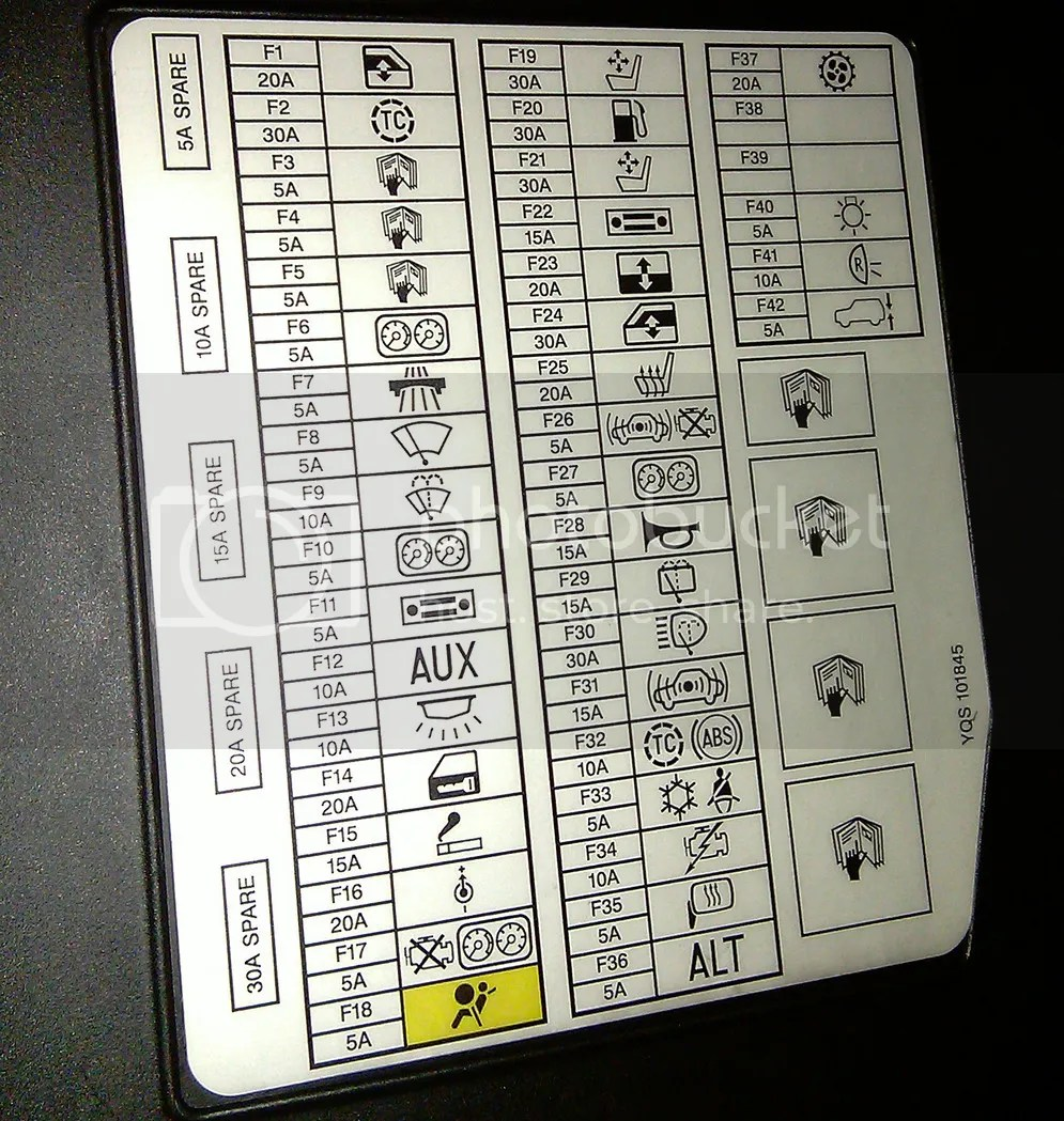 hight resolution of toyota camry 2004 fuse box diagram 1988 toyota camry fuse
