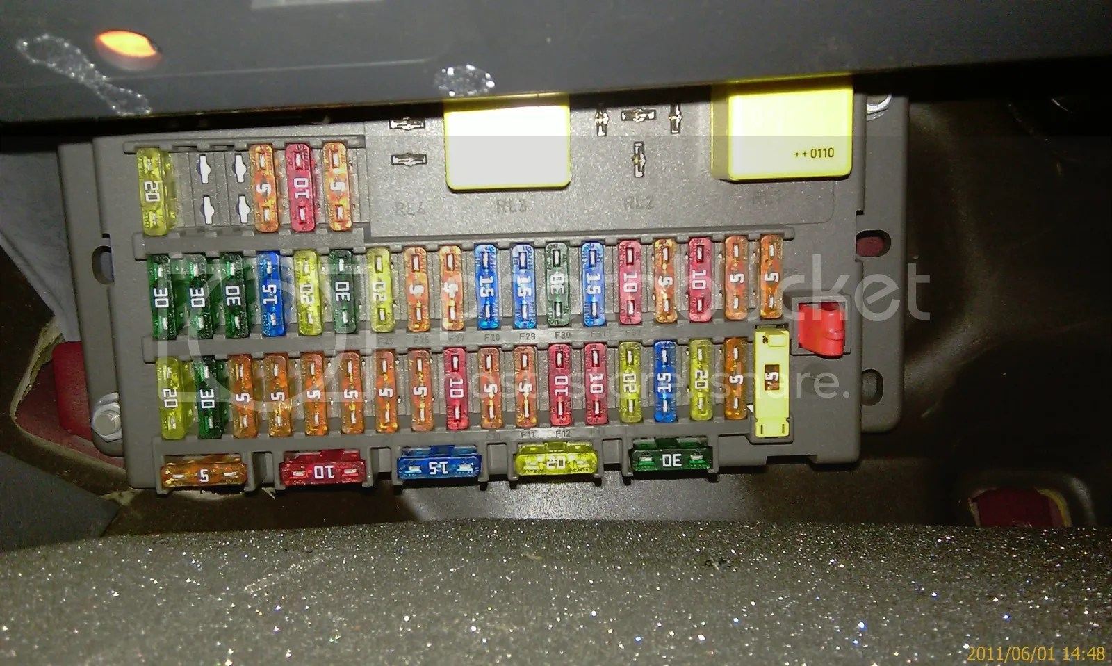 hight resolution of relays in fuse box page 3 the 75 and zt owners club forums rover 75 cdt fuse box