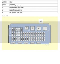 fuse box on rover 75 wiring diagram datasource relays in fuse box page 3 the 75 [ 763 x 1080 Pixel ]