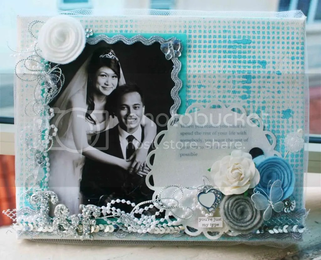 Wedding Day Canvas