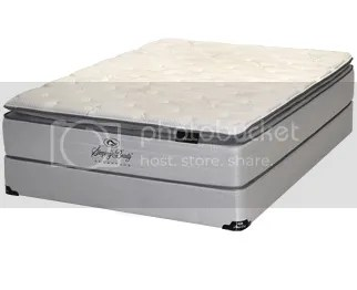 Sleeping Beauty Kristen Luxury Pillowtop Mattress